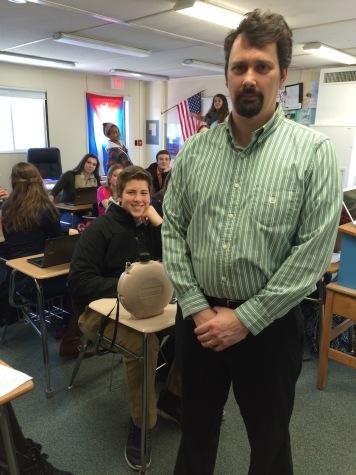 Teacher of the Week:  Señor Lucas