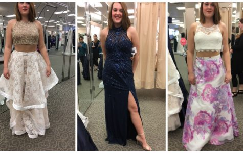 How to make prom shopping picture perfect