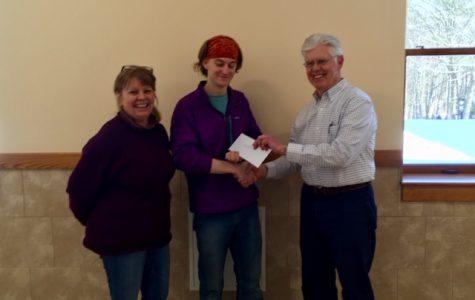 Charlie Metcalfe Wins Kennebunk Democrats' Essay Contest